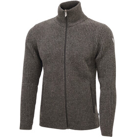 Ivanhoe of Sweden Gudmar Full Zip Jacke Herren grey